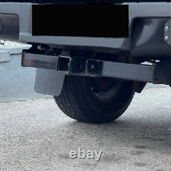 For 1983-2011 Ford Ranger Class 3 Rectangular Trailer Hitch Receiver Towinig 2