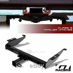 For 1994-2000 Chevy/GMC C-Series Pickup Class 3 Trailer Hitch Receiver Towing 2