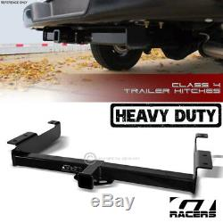 For 1996-2017 Chevy Express Class 4 Trailer Hitch Receiver Towing Heavyduty 2