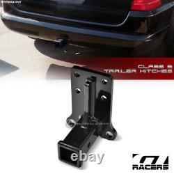 For 1998-2005 Benz W163 ML320/ML350 Class 3 Trailer Hitch Receiver Bumper Tow 2
