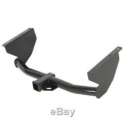 For 1999-2004 Jeep Grand Cherokee Class 3 Trailer Hitch Receiver 2 -Blk