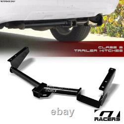 For 2004-2007 Highlander Rx330/350 Class 3 Trailer Hitch Receiver Bumper Tow 2