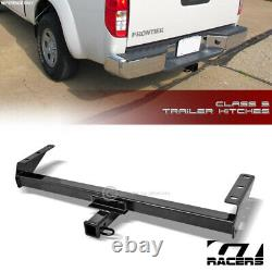 For 2005-2020 Frontier/Equator Class 3 Trailer Hitch Receiver Rear Bumper Tow 2