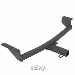 For 2008-2017 Nissan Rogue Class 3 Trailer Hitch Tow Receiver 2 Black