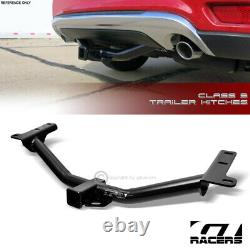 For 2009-2018 Dodge Journey Class 3 Trailer Hitch 2 Receiver Rear Bumper Towing