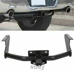For 2009-2018 Dodge Ram 1500 Class 4 Trailer Hitch Tow Receiver 2 Black