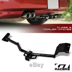 For 2009-2018 Flex/2010+ Mkt Class 3 Trailer Hitch Receiver Rear Bumper Tow 2