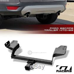 For 2013-2018 Ford Escape Class 3 Trailer Hitch Receiver Rear Bumper Towing 2