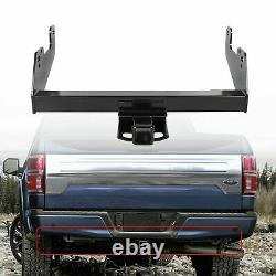 For 2015-2020 16 17 18 19 Ford F-150 Class IV Custom Fit Trailer Hitch Receiver