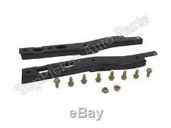 For 93-98 T100 Pickup Rear Bumper Reinforce Hitch Bar Bracket Screws Kits