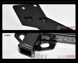 For 96-04 Pathfinder/Qx4 Class 3/Iii Trailer Hitch Receiver Rear Tube Towing Kit