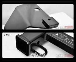 For 97-01 Honda CRV CR-V Class 3/III Trailer Hitch Receiver Rear Tube Towing Kit