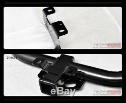 For 99+ Silverado/Sierra Class 3/Iii Trailer Hitch Receiver Rear Tube Towing Kit