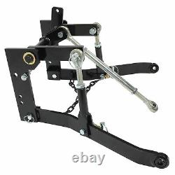 For John Deere 140 300 317 Tractor three 3 point hitch kit