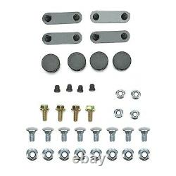 For John Deere Z235, Z255, Z335E, Z355E Rear Bumper Bar with Hitch Kit