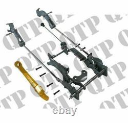 For Massey Ferguson 135, 135, 240, 250 Round Axle Pick Up Hitch Kit PUH