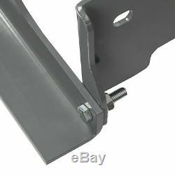 Gooseneck Hitch Complete Kit for 16-19 Chevy Silverado & GMC Sierra 2500 3500 HD