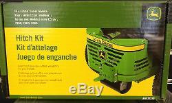 JOHN DEERE Rear Hitch Kit for EZ-Trak Zero Turn Residential Mower AM137381 NIB