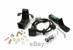 Land Rover Tow Hitch and Trailer Wiring Kit with 2-Inch Receiver for LR4
