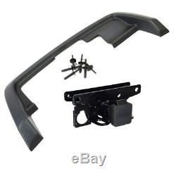 Mopar NEW Hitch Receiver And Bezel Kit for Jeep Grand Cherokee 2005-2010