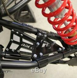 RT Pro RTP5501013 Black Powder Coated 2 Lift Kit For Polaris RZR XP 900