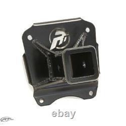 RT Pro RTP5801129 Black Powder Coated Hitch Mount For Polaris RZR 1000
