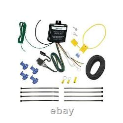 Rear Class 3 2 Trailer Hitch & Tow Wiring Harness Kit for Q7/Cayenne/Touareg