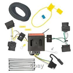 Rear Class 3 2 Trailer Hitch & Tow Wiring Kit for 08-12 Escape/Tribute/Mariner