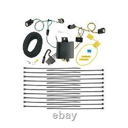 Rear Class 3 Trailer Hitch & Wiring Kit for Chrysler Pacifica Limited/Touring L