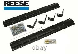Reese Base Rail Kit For 07-21 Toyota Tundra Fits Fifth 5th Wheel Gooseneck Hitch