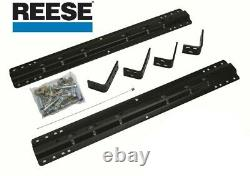 Reese Base Rail Kit For 75-16 Ford F250 F350 F450 Fits 5th Wheel Gooseneck Hitch