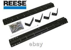 Reese Base Rail Kit For 75-16 Ford Trucks Fits Fifth 5th Wheel Gooseneck Hitches