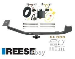 Reese Trailer Hitch For 13-20 Nissan Sentra Except SR with Wiring Harness Kit