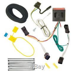 Reese Trailer Tow Hitch For 02-07 Jeep Liberty with Wiring Harness Kit