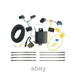 Reese Trailer Tow Hitch For 05-10 Volkswagen Jetta with Wiring Harness Kit