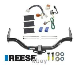 Reese Trailer Tow Hitch For 05-15 Nissan Xterra with Wiring Harness Kit