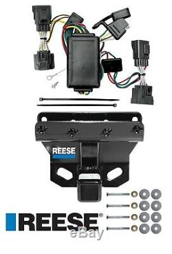 Reese Trailer Tow Hitch For 06-10 Jeep Commander with Wiring Harness Kit