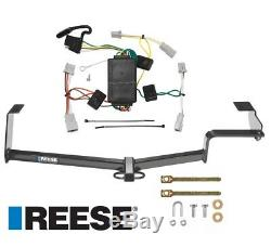 Reese Trailer Tow Hitch For 06-15 Honda Civic (Except Hybrid & Si) with Wiring Kit