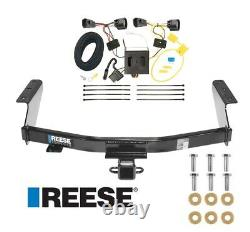 Reese Trailer Tow Hitch For 07-11 Dodge Nitro with Wiring Harness Kit