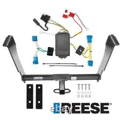 Reese Trailer Tow Hitch For 08-13 Cadillac CTS Sedan with Wiring Harness Kit