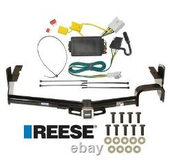 Reese Trailer Tow Hitch For 08-13 Toyota Highlander with Wiring Harness Kit