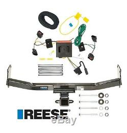 Reese Trailer Tow Hitch For 08-17 Jeep Patriot with Wiring Harness Kit