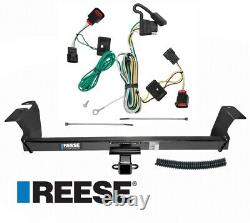 Reese Trailer Tow Hitch For 09-12 Volkswagen Routan with Wiring Harness Kit