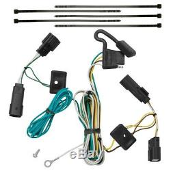 Reese Trailer Tow Hitch For 09-20 Ford Flex with Wiring Harness Kit