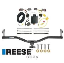 Reese Trailer Tow Hitch For 10-13 KIA Soul Tow Receiver with Wiring Harness Kit