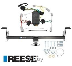 Reese Trailer Tow Hitch For 10-13 Mazda 3 witho LED Taillights with Wiring Kit