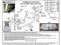 Reese Trailer Tow Hitch For 11-14 Ford Edge Except Sport with Wiring Harness Kit