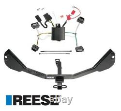 Reese Trailer Tow Hitch For 12-15 Chevy Camaro with Wiring Harness Kit