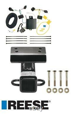 Reese Trailer Tow Hitch For 12-17 Volkswagen Tiguan with Wiring Harness Kit
