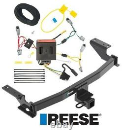 Reese Trailer Tow Hitch For 13-16 Mazda CX-5 with Wiring Harness Kit